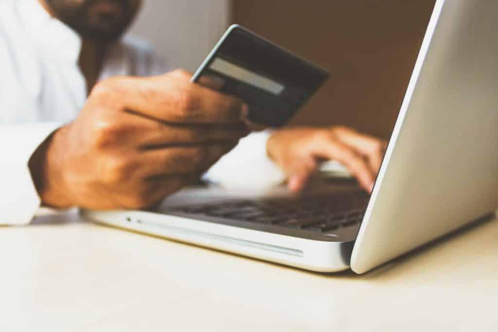 compras con tarjeta de credito